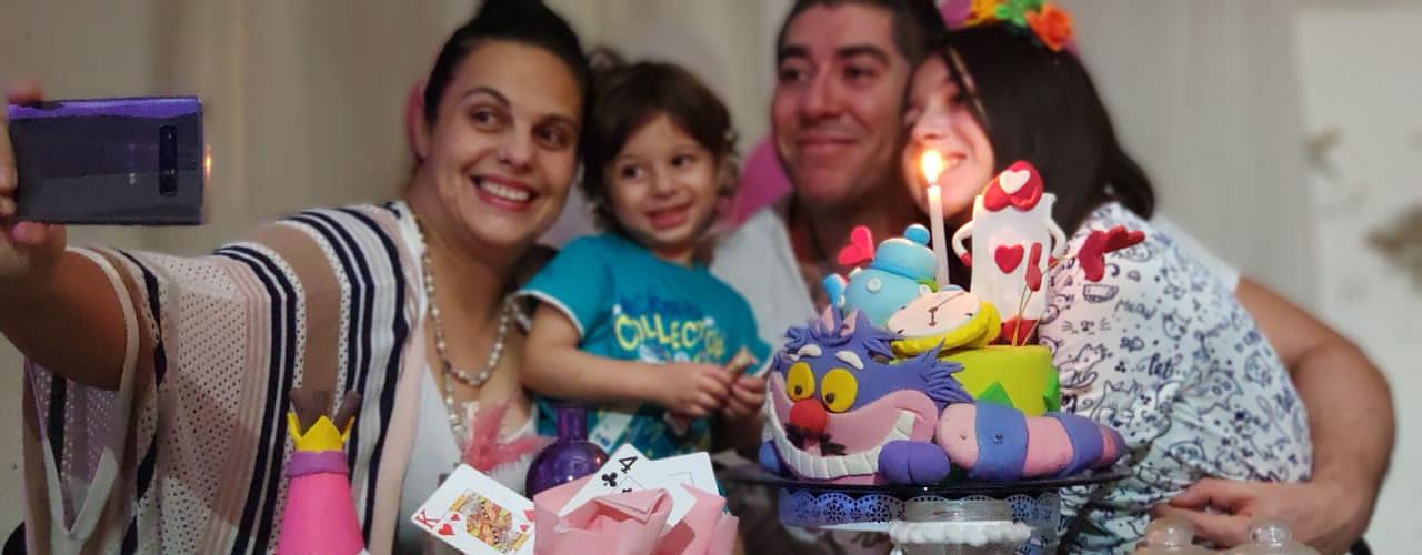 Todos Festejan en Cuarentena con Cotillón Arco iris
