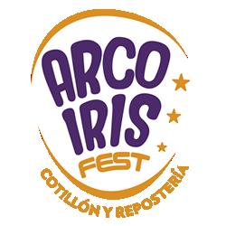 Cotillón Arco Iris Fest