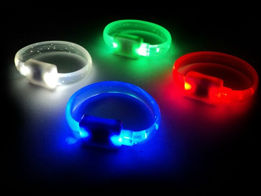 Lumi Brazalete New Led